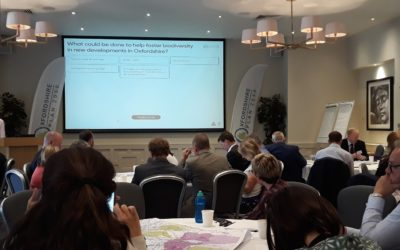 Panel workshop discusses how good growth can help improve Oxfordshire's quality of life in future
