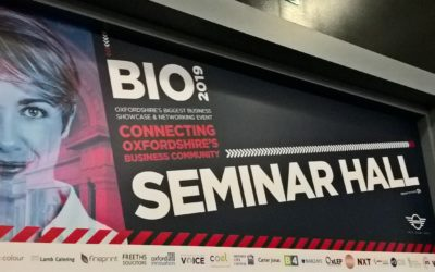 Businesses back Oxfordshire Plan 2050 at BIO 2019