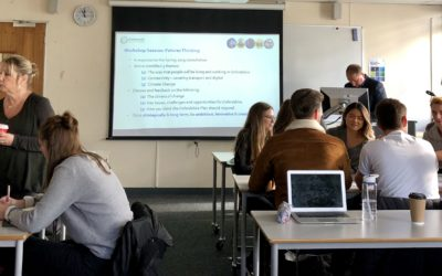 Students help plan future of Oxfordshire during Brookes workshop